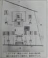 1877年作成の境内図