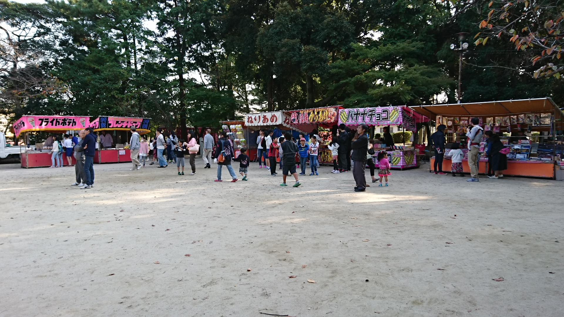 2016.11.6 古井神社大祭 (3)