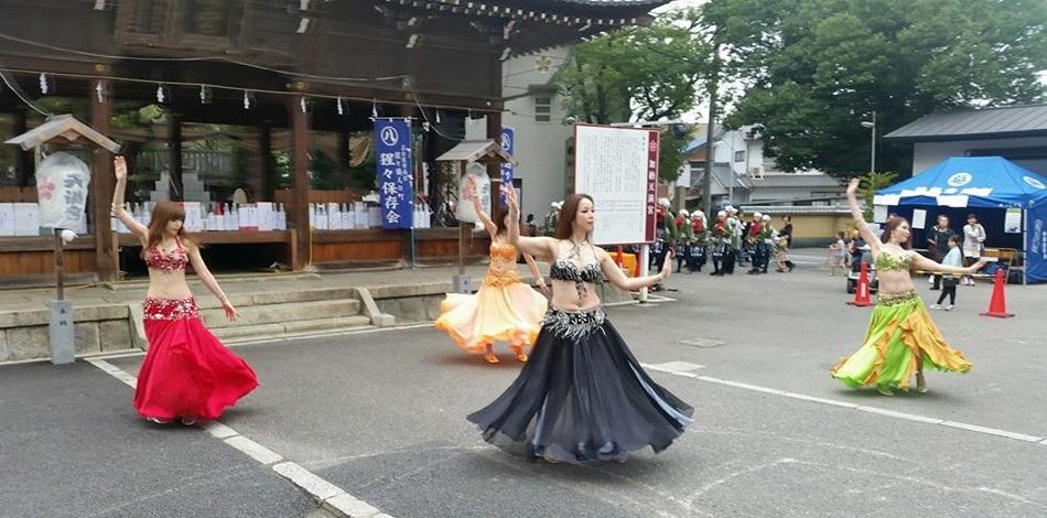 Amarat のベリーダンスショー♪ 950-470