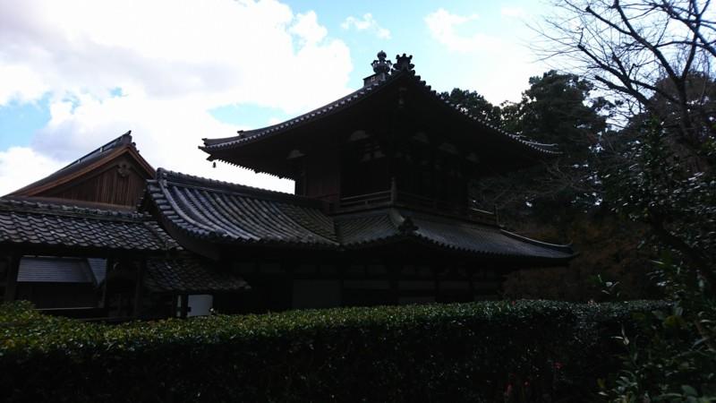 2016.12.23 竜潭寺 (2) 開山堂