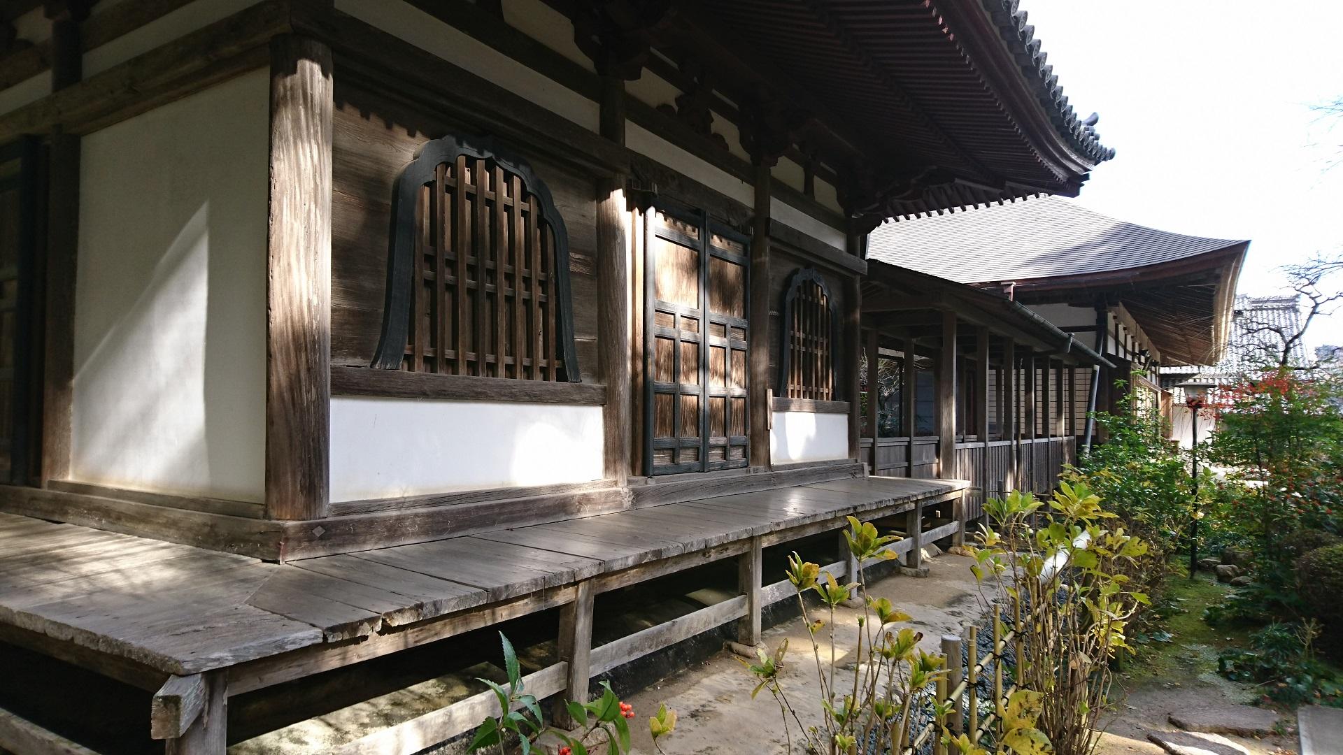 2016.12.23 竜潭寺 (3) 稲荷堂