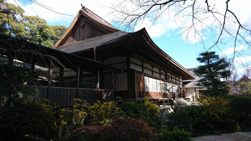 2016.12.23 竜潭寺 (4) 本堂