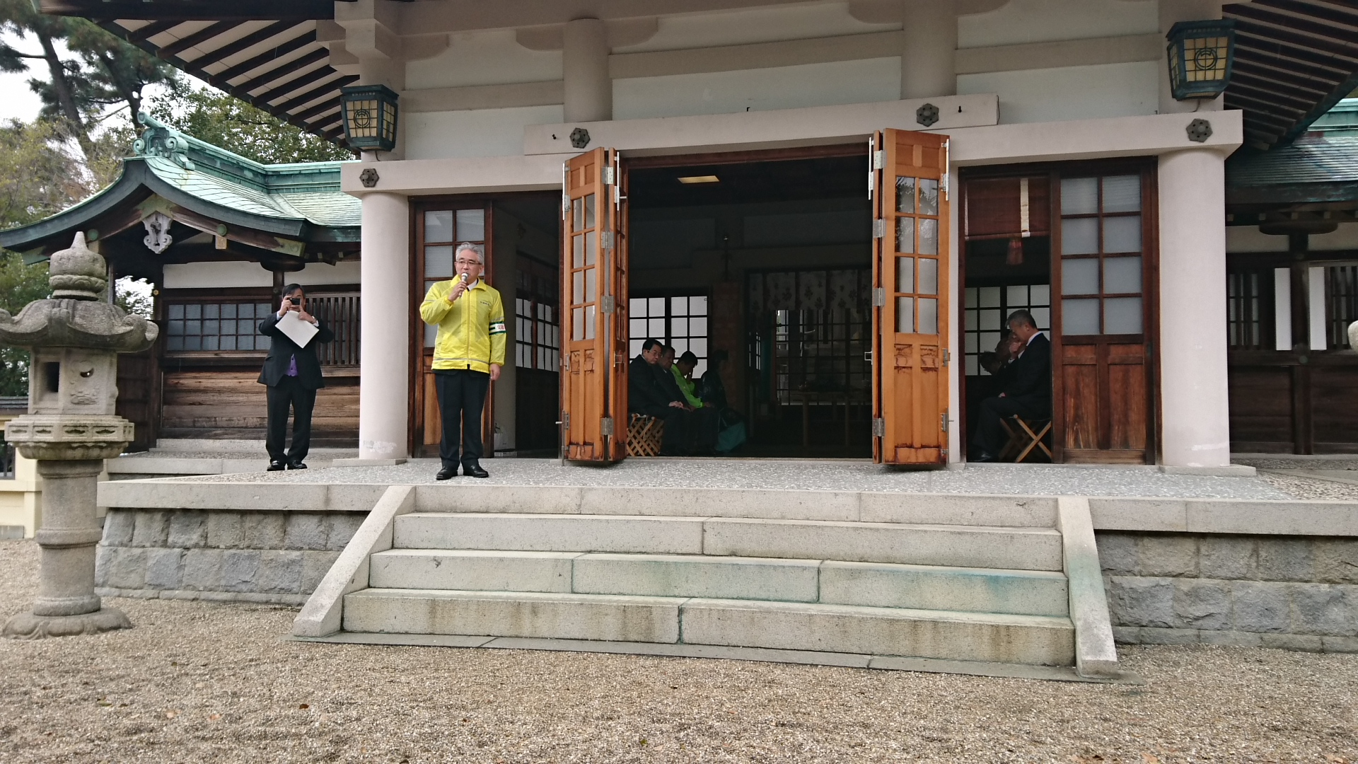 2017.2.9 交通安全祈願祭 (2)