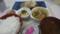 2017.4.19 六ツ美食堂 - ひがわり定食(カレイのにざかなにやきそば)