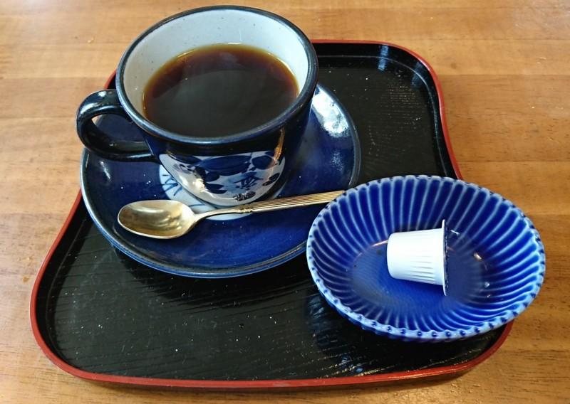 2017.4.25 ばんこ (2) 食后のコーヒー 1520-1080