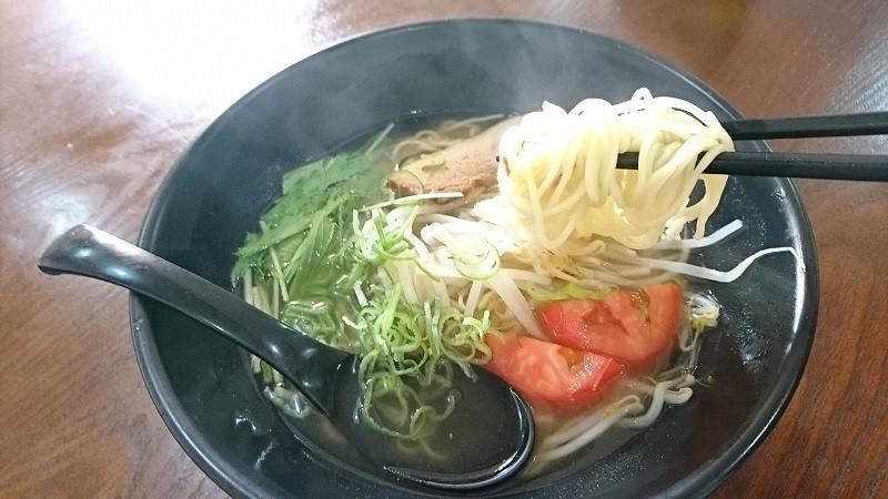 2017.7.3 福来源 (2) しおラーメン