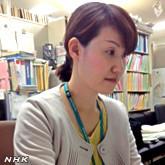 ショッピングモールのうたひめ半崎美子さん - NHK (9) 石崎理恵記者