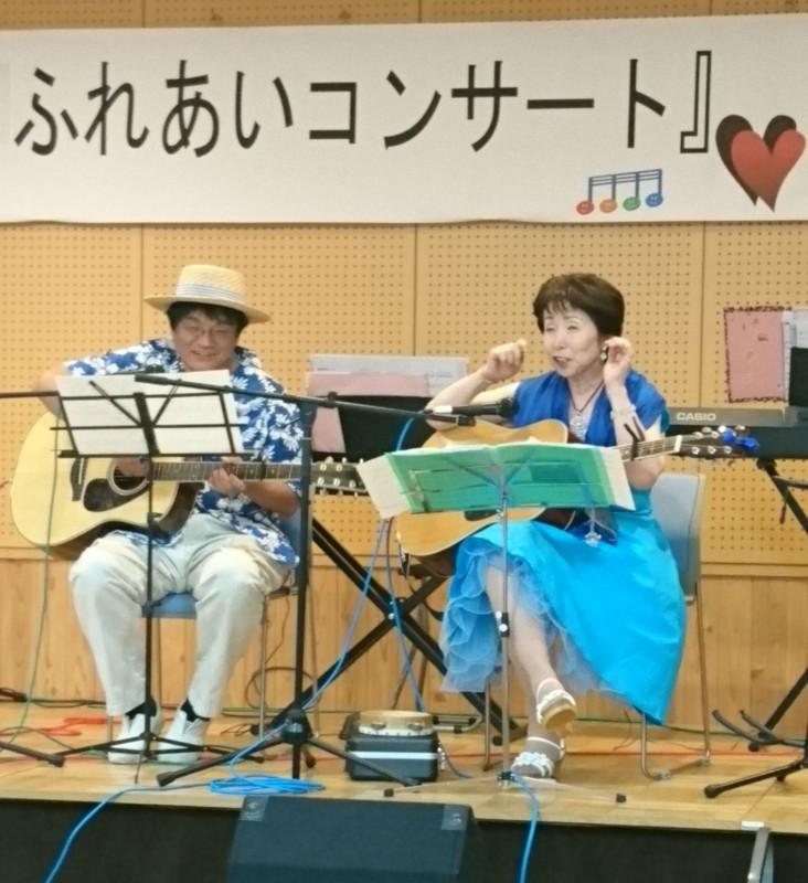 2017.7.22 古井新町ふれあいバンド (19) うみのこえ♪ 1080-1180