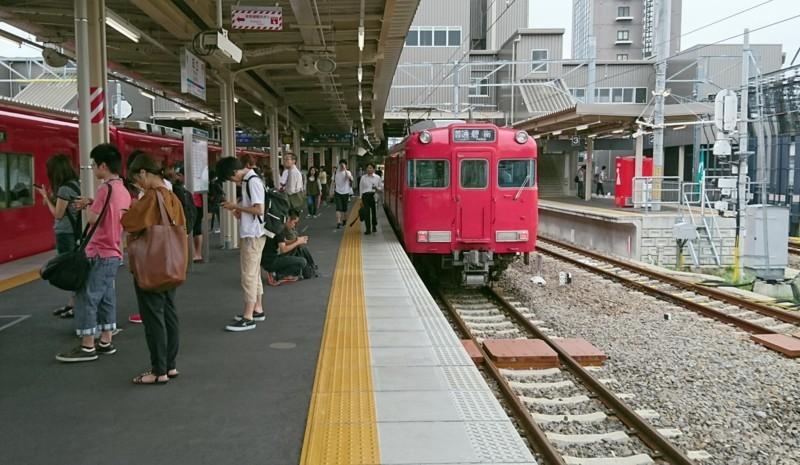 2017.7.27 刈谷 (4) 知立 - 碧南いきふつう(うしろ) 1860-1080