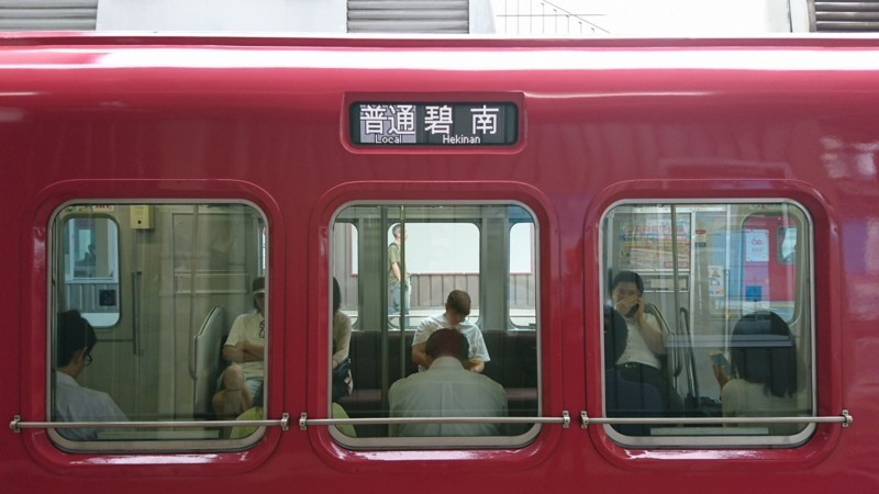 2017.7.27 刈谷 (6) 知立 - 碧南いきふつう(よこ) 1920-1080