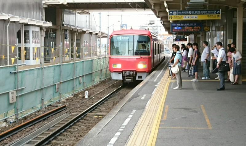 2017.7.27 刈谷 (15) 知立 - 吉良吉田いき急行 1820-1080