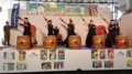 2017年あんじょうたなばたまつり (12) 豊川駐屯地太鼓隊の演奏 1820-1020