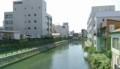 2017.8.17 わかやま (1) 市堀川(しほりかわ)とタウンホテル丸の内 1850-107