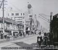 2017.8.17 わかやま (28) 丸正百貨店と本町どおり(1937年) 1040-900