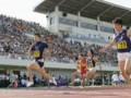 2017.9.9 桐生祥秀選手が100メートル9秒98(さんけい)