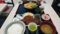 2017.9.10 岡崎サービスエリア - 矢場とんのとんかつ定食 (1)