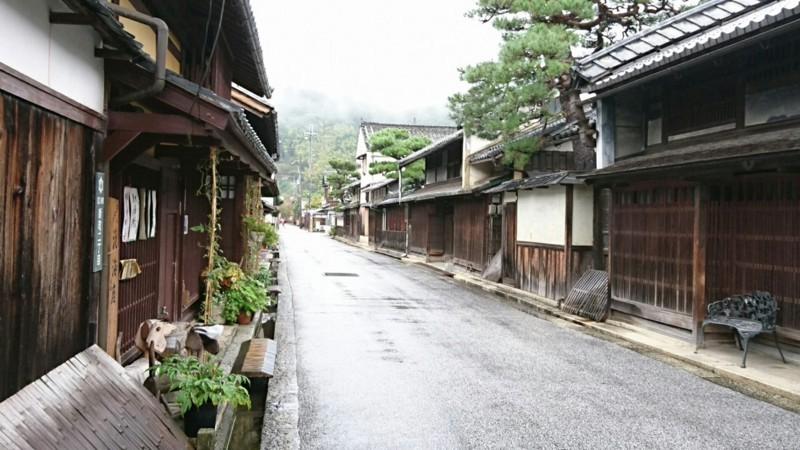 2017.10.7 近江八幡ふなあそび (1) まちなみ 1280-720