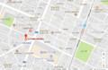 ココイチ西枇杷島店の位置図 860-560