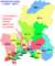 岐阜県議会議員の選挙区(強制合区)