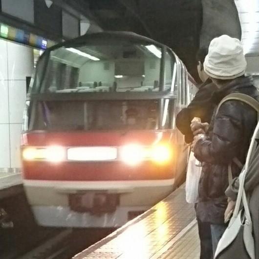 2017.12.5 名古屋 - 豊橋いき特急 (1) 530-530