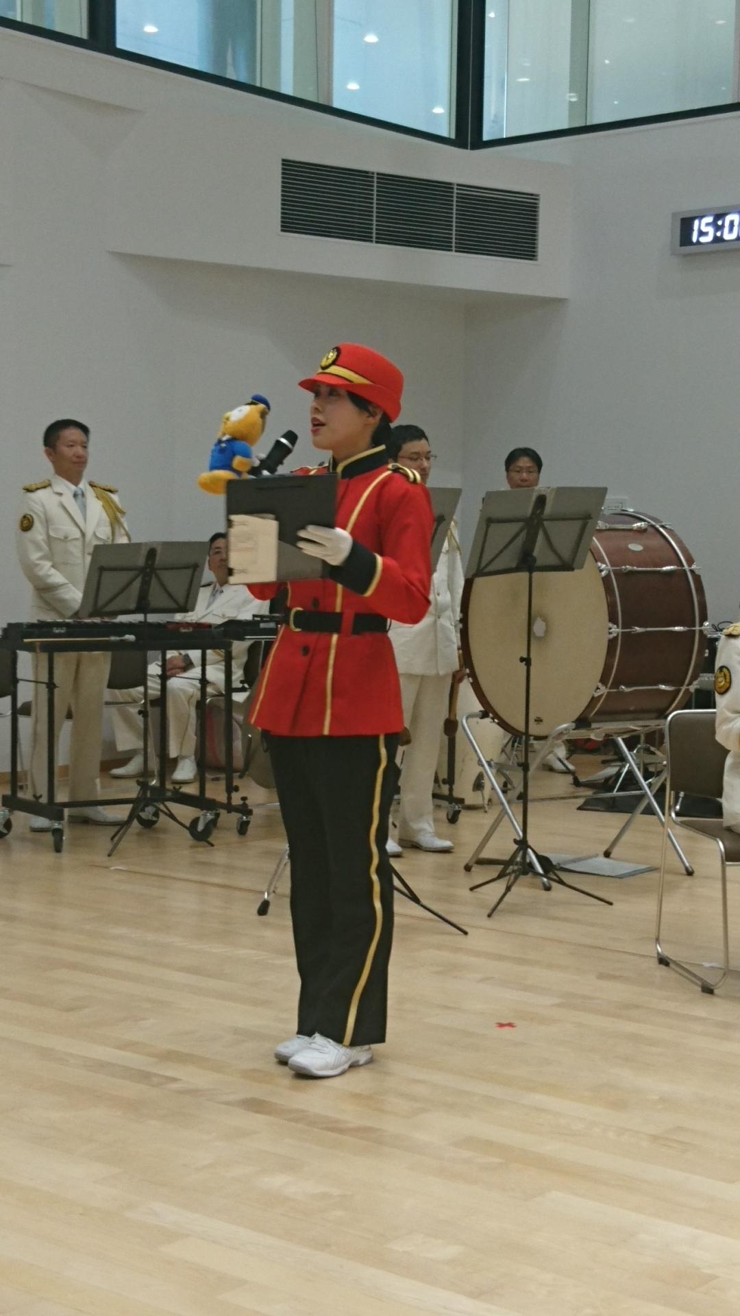 2018.1.7 あんぜんあんしんフェス (12) 愛知県警察音楽隊 1080-1920