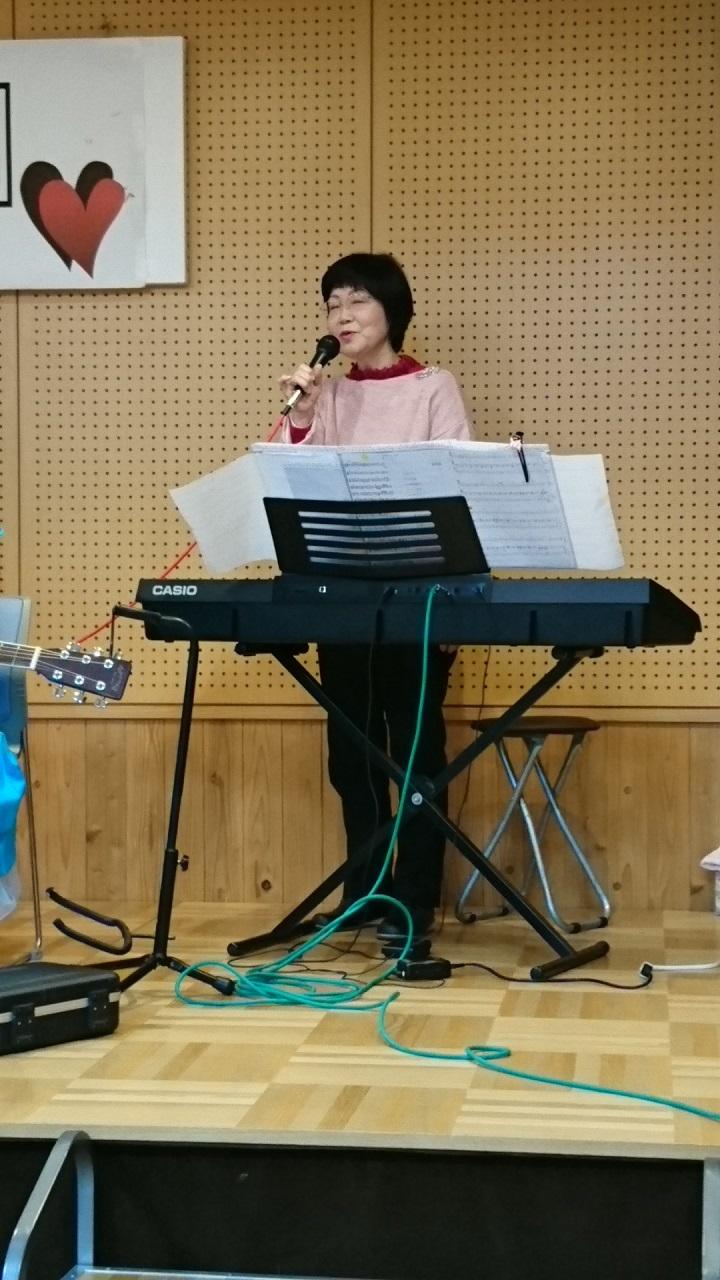 2018.1.27 古井新町ふれあいバンド (5) 団員紹介 720-1280