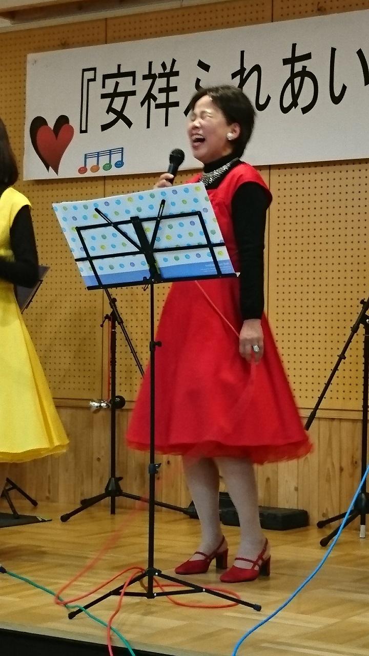 2018.1.27 古井新町ふれあいバンド (7) 団員紹介 720-1280