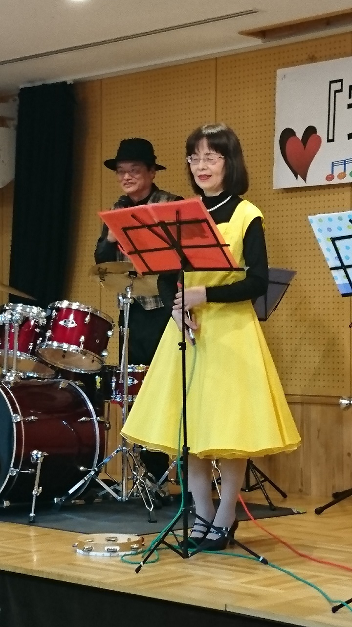2018.1.27 古井新町ふれあいバンド (8) 団員紹介 720-1280