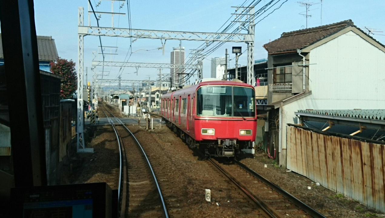 2018.2.19 岐阜 (101) 岐阜いきふつう - 加納 1270-720