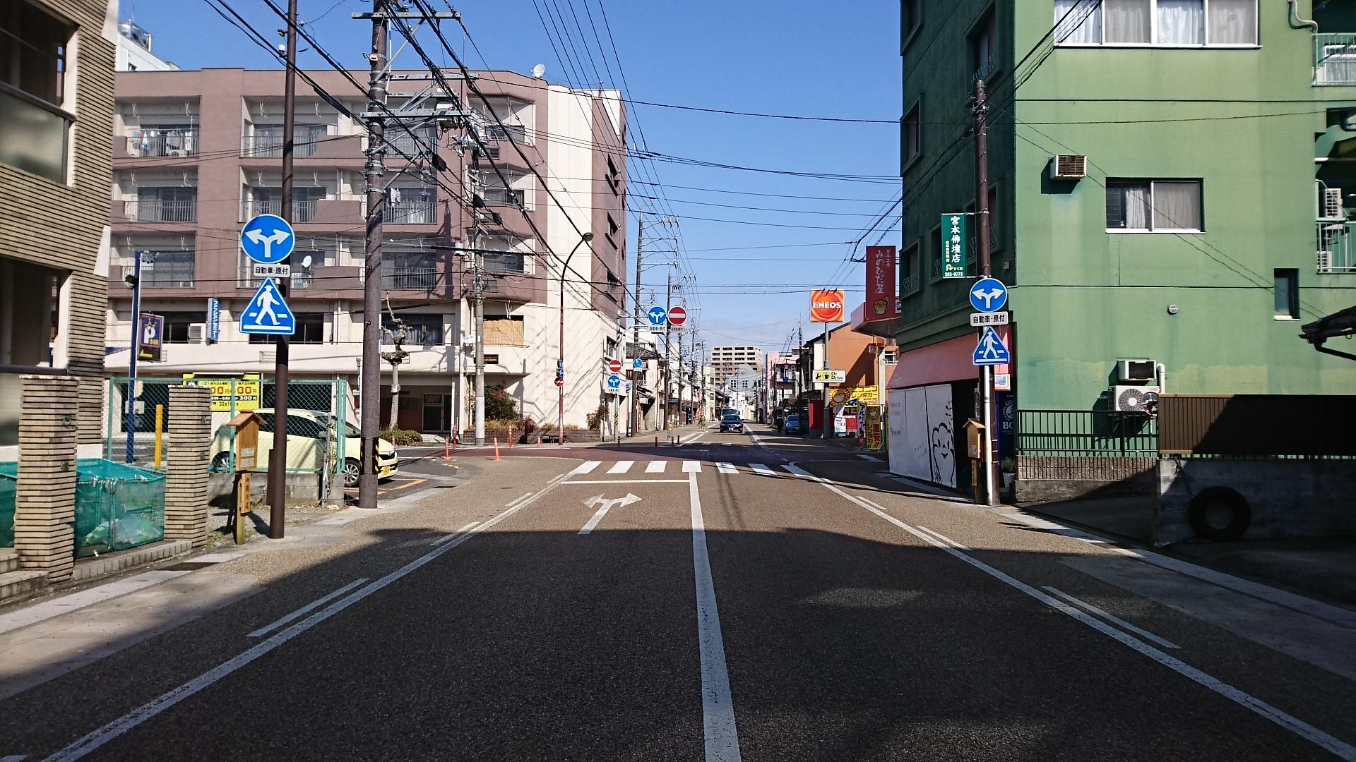 2018.2.19 岐阜 (133) エネオス交差点 1920-1080