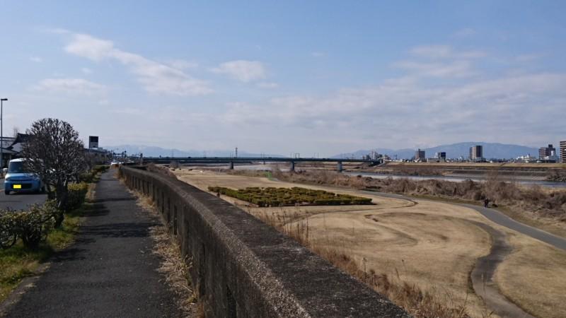 2018.2.19 岐阜 (149) 長良川(しも) 1920-1080