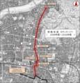 おすし街道の地図 596-624