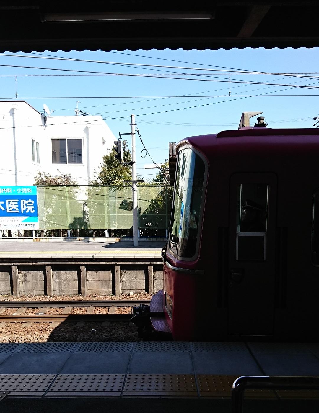 2018.2.26 富士松 (12) 富士松 - 犬山いきふつう 1080-1400