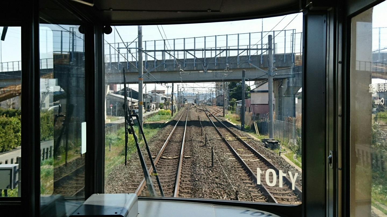 2018.3.23 東海道線 (18) 豊橋いき快速 - 愛知御津てまえ 1440-810