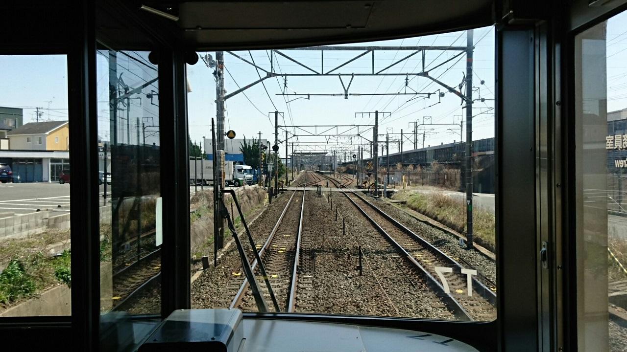 2018.3.23 東海道線 (34) 掛川いきふつう - 二川てまえ 1280-720