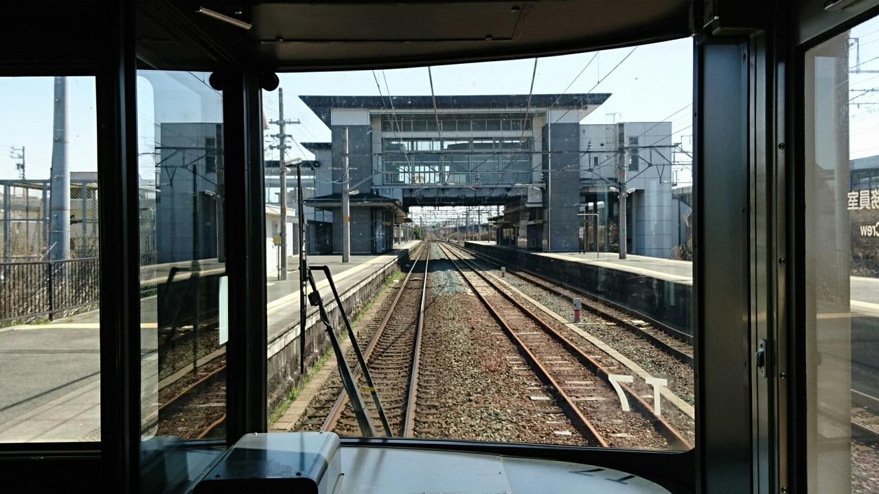 2018.3.23 東海道線 (35) 掛川いきふつう - 二川 1280-720