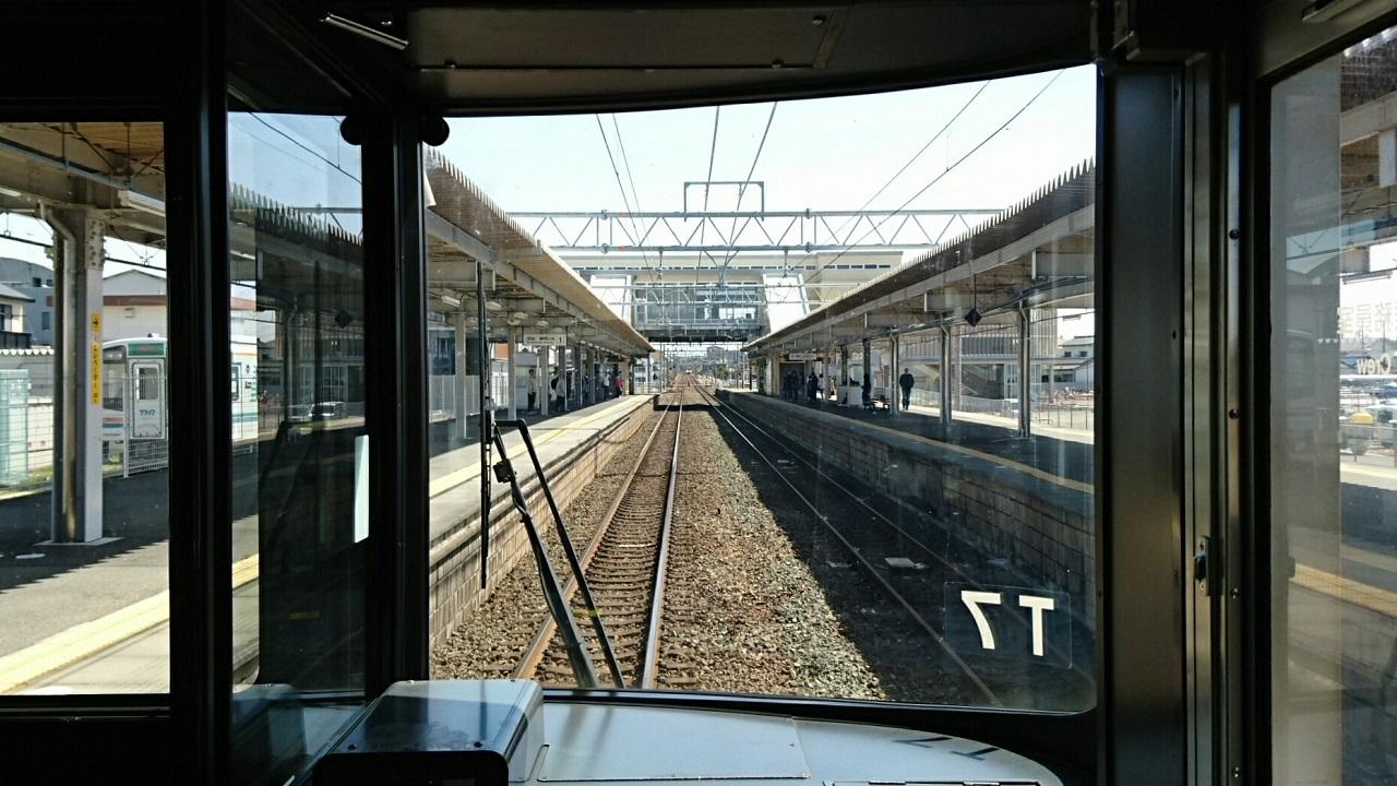 2018.3.23 東海道線 (38) 掛川いきふつう - 新所原 1280-720