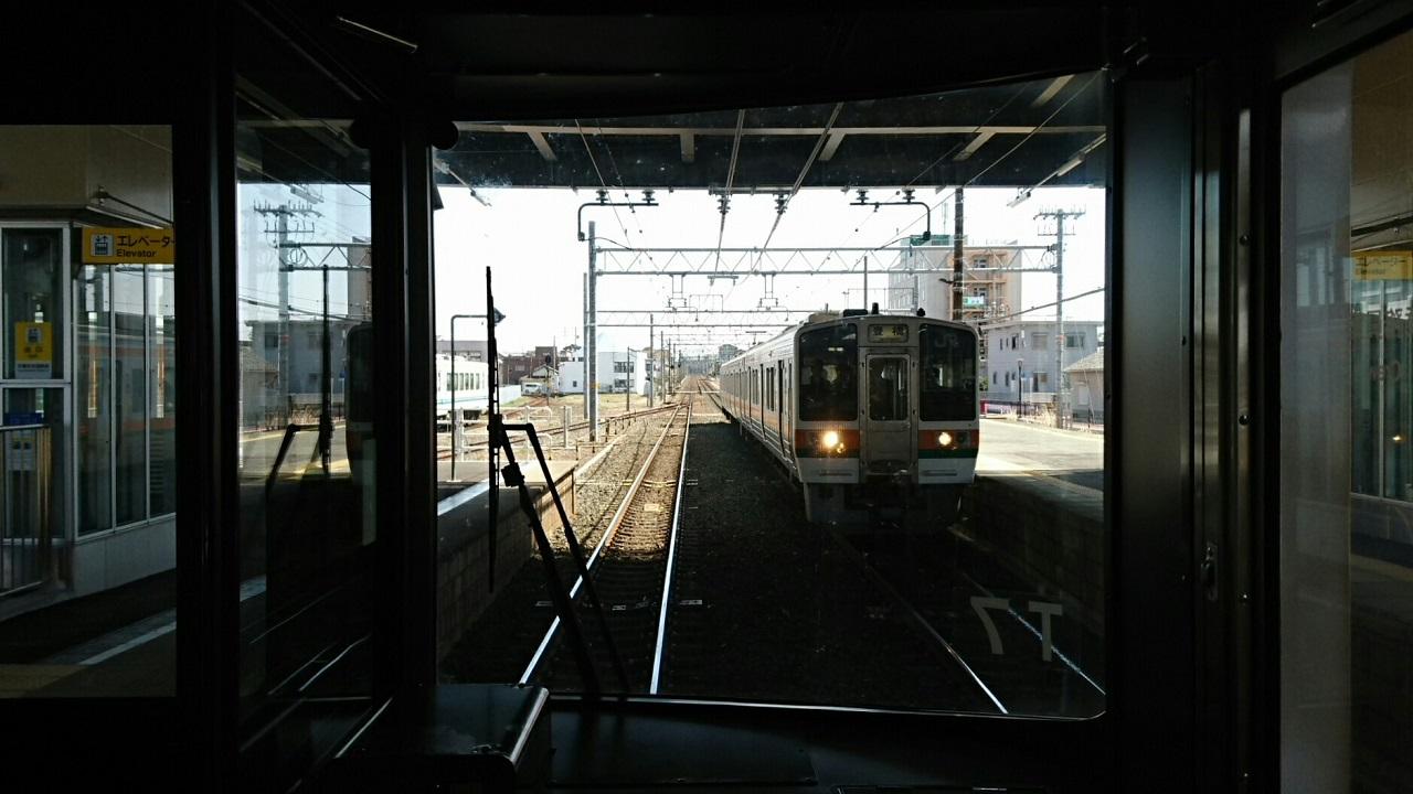2018.3.23 東海道線 (39) 掛川いきふつう - 新所原 1280-720
