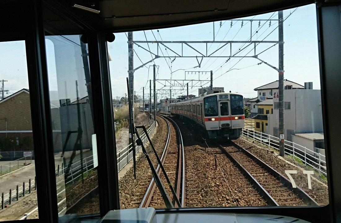 2018.3.23 東海道線 (43) 掛川いきふつう - 鷲津-新居町間 1100-720