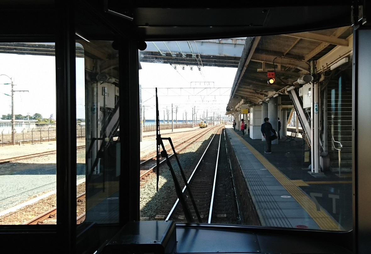 2018.3.23 東海道線 (45) 掛川いきふつう - 新居町 1180-810