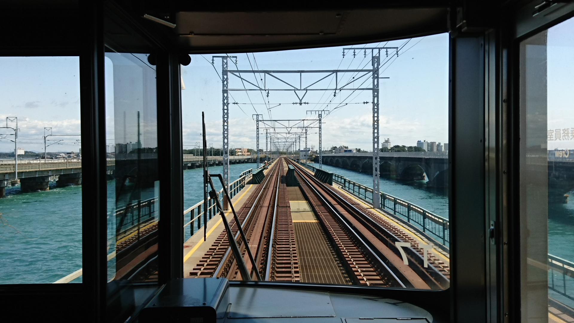 2018.3.23 東海道線 (46) 掛川いきふつう - 新居町-弁天島間 1920-1080