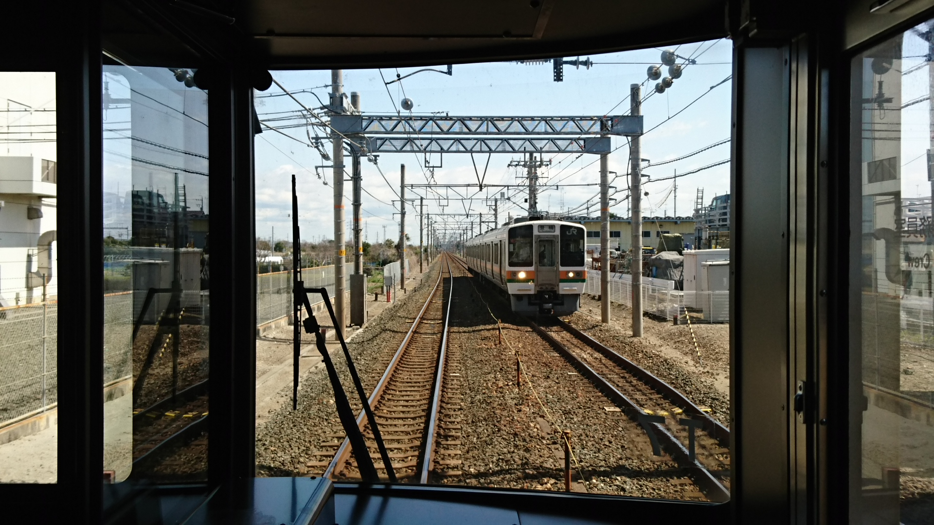 2018.3.23 東海道線 (50) 掛川いきふつう - 舞阪すぎ 1920-1080
