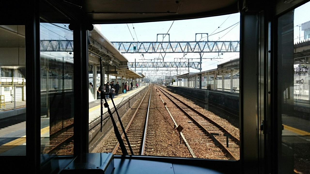2018.3.23 東海道線 (52) 掛川いきふつう - 高塚 1280-720