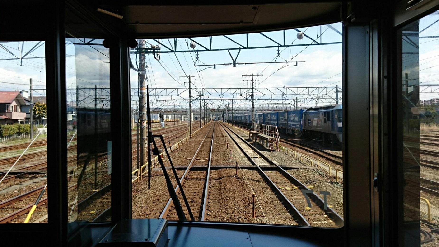 2018.3.23 東海道線 (54) 掛川いきふつう - 高塚-浜松間 1850-1040