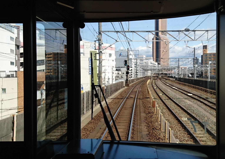 2018.3.23 東海道線 (56) 掛川いきふつう - 浜松てまえ 1530-1080