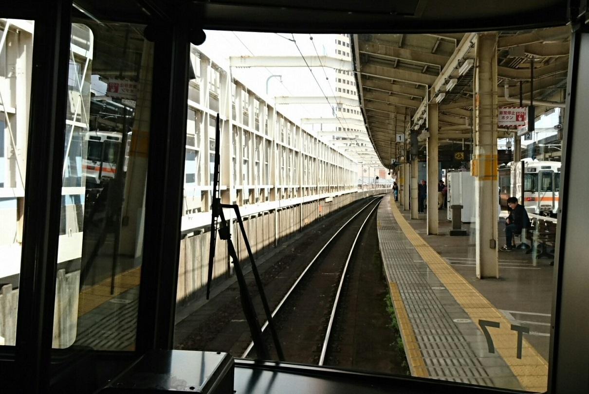 2018.3.23 東海道線 (58) 掛川いきふつう - 浜松 1210-810