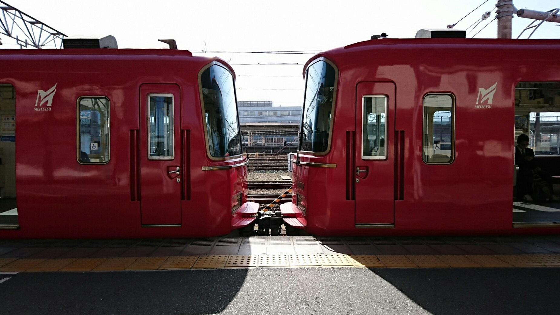 2018.3.23 東海道線 (68) 豊橋 - 岐阜いき急行 1850-1040