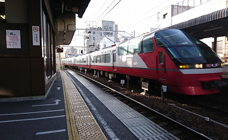 2018.3.23 東海道線 (72) 東岡崎 - 豊橋いき快速特急 1170-720