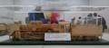 2018.3.24 木工細工蒸気機関車作品展 (19) D51817 1720-760