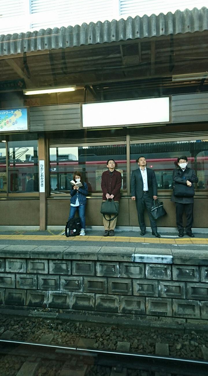 2018.3.28 金谷まで (4) 豊橋いき急行 - 東岡崎 720-1300